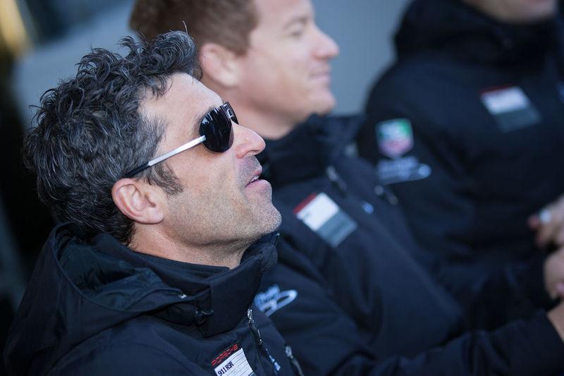 Patrick Dempsey World Endurance Racing Racing Racing Car