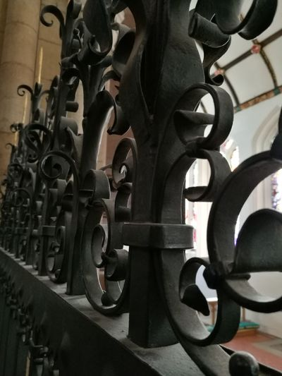 Iron - Metal Iron Work Ironwork  Cast Iron Pattern Pattern, Texture, Shape And Form Wroughtiron Wrought Iron Design Wrought Iron Art Wrought Iron Railing Wrought-iron Work Church