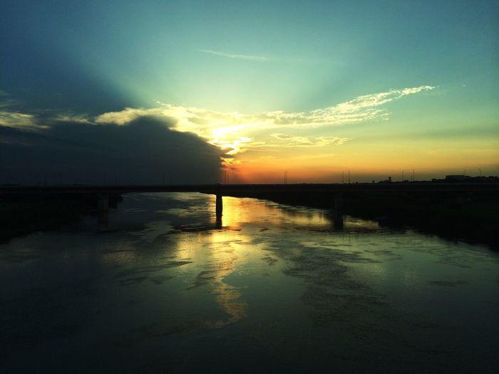やや焼け IPhoneography Clouds And Sky Sunset