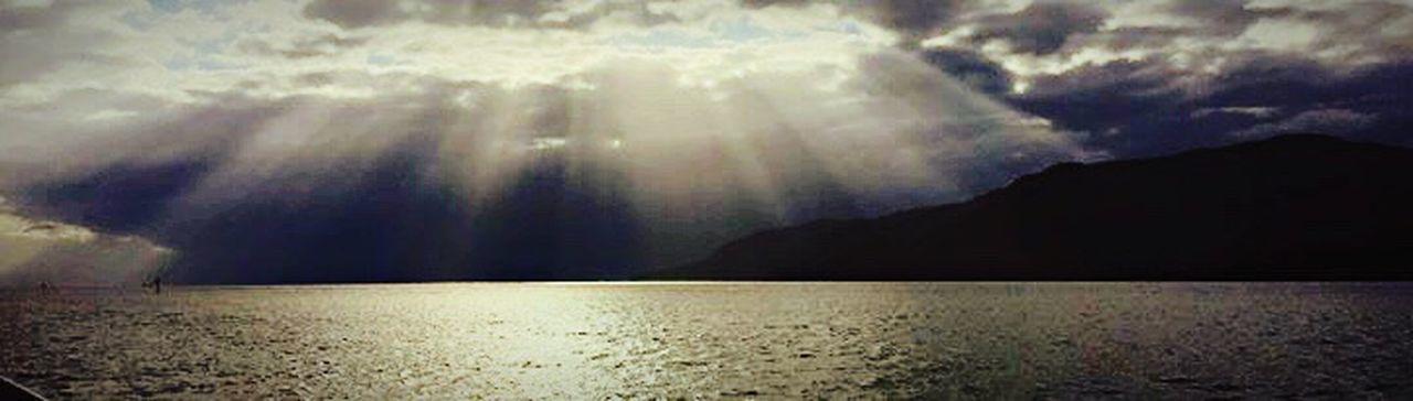 Darkness And Light Sunlight And Shadow Sunset #sun #clouds #skylovers #sky #nature #beautifulinnature #naturalbeauty #photography #landscape Sunshine