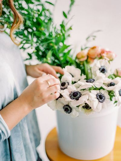 Bouquet Flower Flower Arrangement Flower, Flowers, Floral, Film, Flowering Plant Focus On Foreground Freshness Hand Holding Human Hand Lifestyles One Person Plant Real People Women First Eyeem Photo
