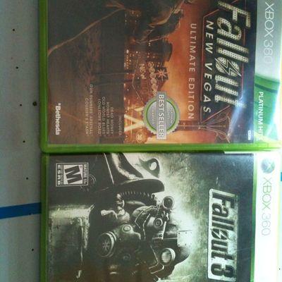 Fallout doe 😘