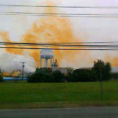 Okay Hopewell Chemical Leak