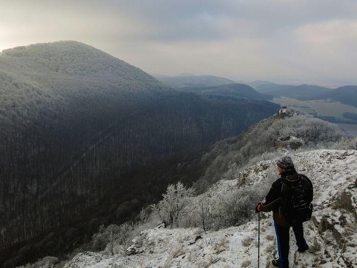 Hiker Distant