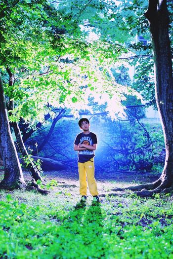 Sunset 雨 Portrait ストロボ 名取 十三塚公園