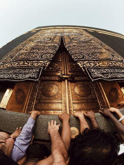 Door of Ka'bah