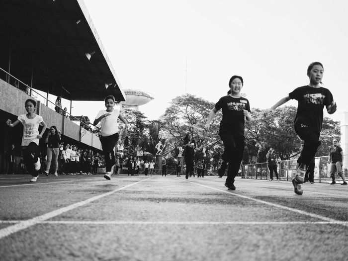 Eyeem Philippines Sports Track & Field Students