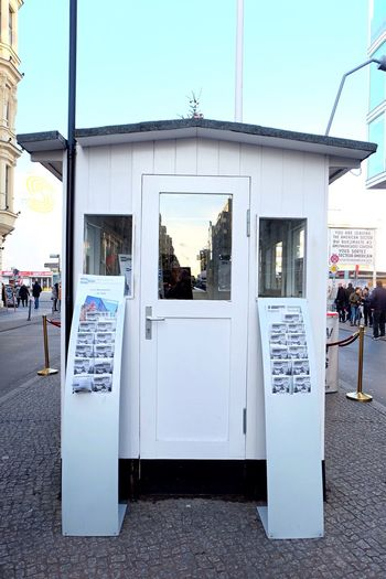 Checkpoint Charlie  Traveling Exchange Berlin History Germany Checkpointcharlie Travel Exchange Student