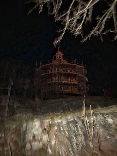 Spooky Built