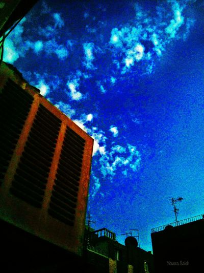 Sky View Skyscape Sky Sky And Clouds Sky_collection Sky_collection Dramatic Sky Blue Sky Blue Sky And Clouds Blue Sky And White Clouds White Clouds Clouds And Sky Clouds & Sky Air Conditioner Airconditioner Buildings & Sky Buildings View From Above View From The Window... High Angle View High Section Taking Photos Mobile Photography Smartphone Photography Love To Take Photos ❤