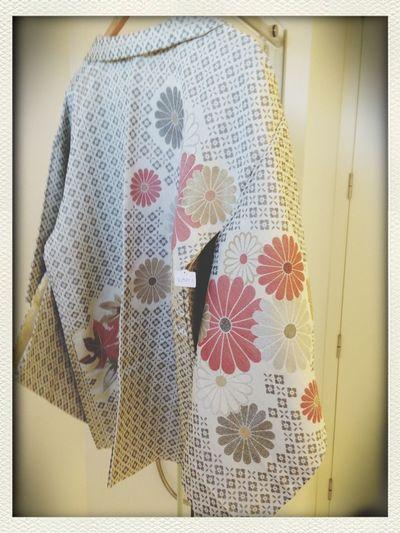 Vintage Kimono Sister Birkin
