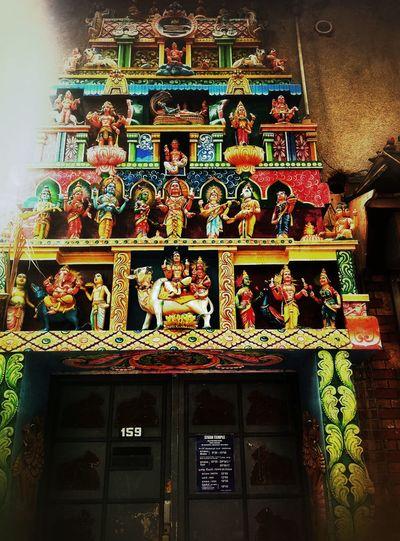 Hindu Temple Urban Geometry Yoga ॐ