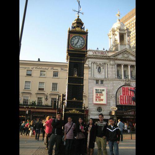 Throwback2010 missing them London 2010 Billy Elliot