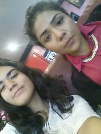 She is my Bestfriend Happiness Hanging Out Lovely Pretty Selfie TryingToBeCute