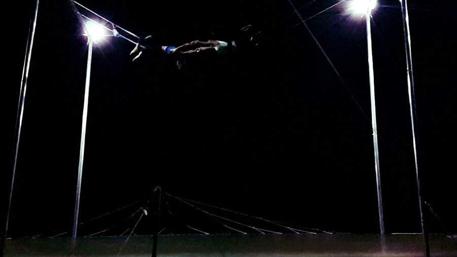 The Adventure Handbook Trapeze Fun! Taking Photos Stuntshow Check This Out That's Me Flying In The Sky Enjoying Life Trapeze School  Flyingtrapeze Hi!