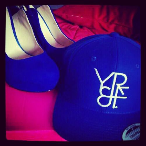 Aye ladies... Match your YR&F™ Gear with your heels! Snapbacks are $25 Youngrichandflashy