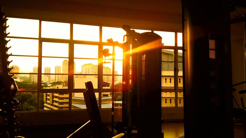 Time to workout or enjoying the sunlight? Eyeem Photography EyeEm Best Shots The Architect - 2014 EyeEm Awards Orange By Motorola Shaping The Future. Together. Feeling At Home My Hobby Growing Better Amazing Architecture Fine Art Photography Color Palette Colour Of Life Golden