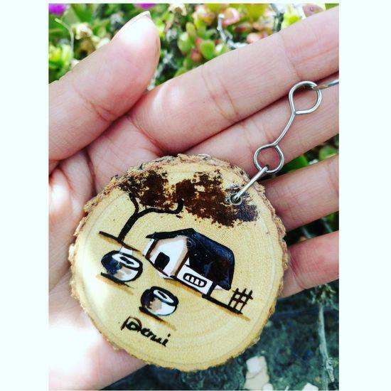 Regalo Llavero Handicrafts Happy :) Gift Peru Artesaniaperuana