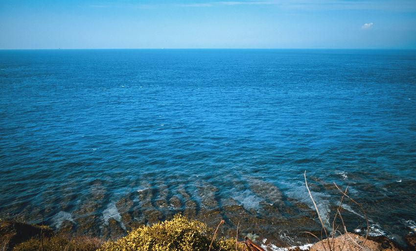 An ocean Water