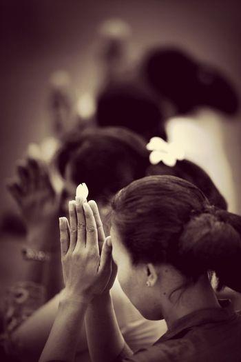 Worshiping