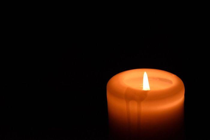 Candle Flame Illuminated Lighting Equipment Burning Darkroom Heat - Temperature Indoors  Night Winter Is Coming