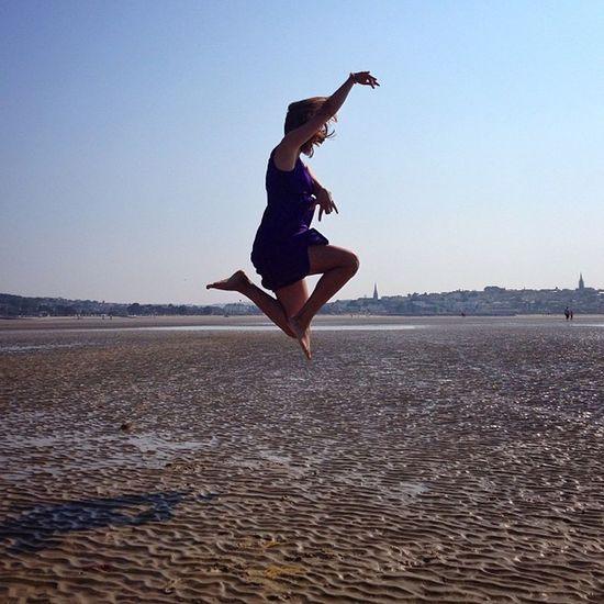 Another #fun #jump shot ? lzemka on #Ryde beach on #IsleOfWight #aauk #allshots_ #sea #britishsummer #capture_today #englishchannel #gi_uk #gf_uk #gang_family #ig_england #o2travel #summer #YourTurnBritain #royalisland Ig_england Aauk Summer Printmyfeedhappydays Sea Capture_today Fun Loveyoursummer Yourturnbritain Jump Englishchannel Isleofwight Gang_family Royalisland Britishsummer Ryde Allshots_ Gf_uk O2travel Gi_uk