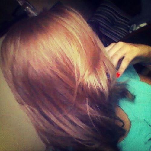 pq eu amo esse meu cabelo!!