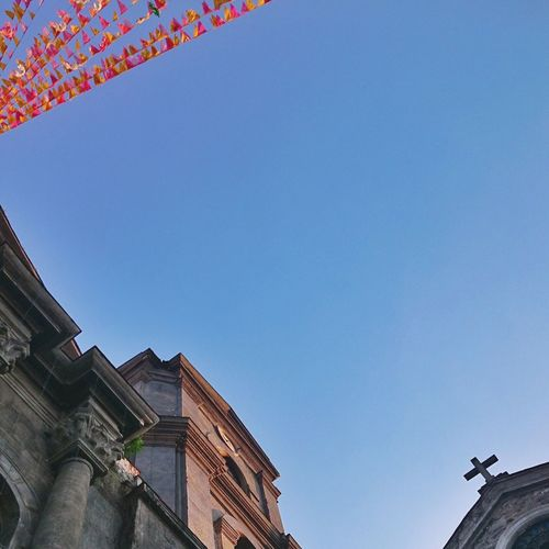 Minimalist Architecture San Agustin Church Manila, Philippines Intramuros Philippines EyeemPhilippines Built Structure Architecture Sky Photooftheday From Where I Stand Point Of View EyeEm Gallery EyeEmNewHere Berlin Love Berlin Love Been There.