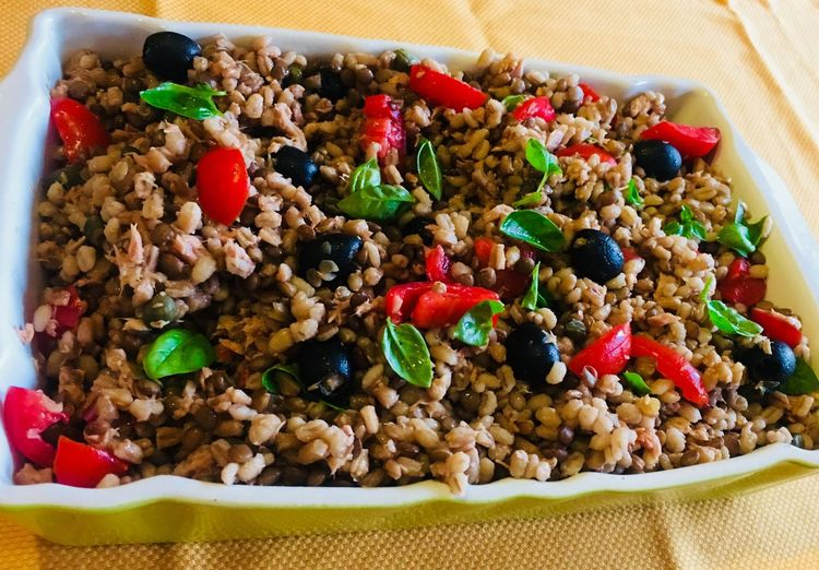 Cereali Insalata Di Riso Risotto Love Risotto Riso Farro Orzo Insalata Di Riso Food Food And Drink Fruit Healthy Eating Breakfast Cereal Breakfast Indoors  Still Life Berry Fruit Dried Food Sweet Food Ready-to-eat