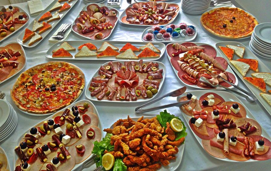 Meat Food No People Tradition Gourmet Healthy Eating Freshness Indoors  Close-up Ready-to-eat Day