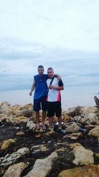 Two People Togetherness Full Length Healthy Lifestyle Mature Adult Adults Only Heterosexual Couple Exercising Couple - Relationship Adult Women Bonding Senior Adult People Outdoors Sports Clothing Happiness Men Sky Wellbeing