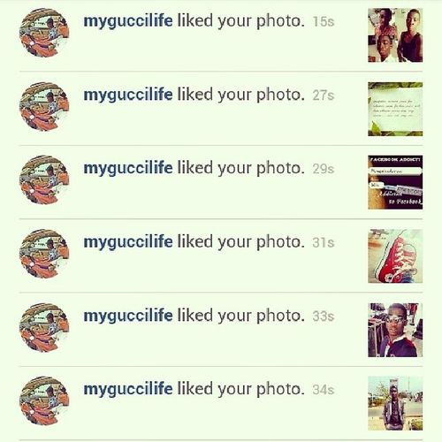 Much love @myguccilife Like 4 Likes Bigups bro