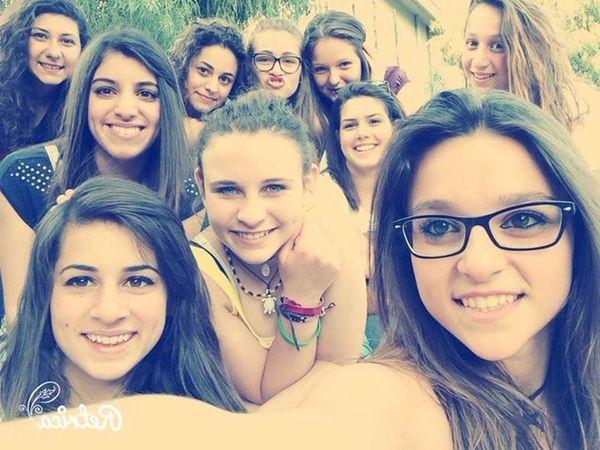 Beautiful Friends Selfie Happiness i miss you!??