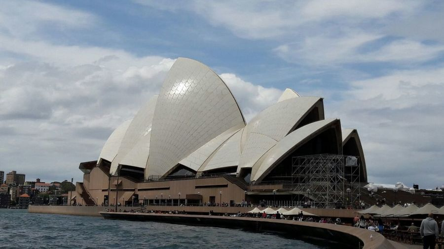 Sydney opera Australia Architecture City No People Arts Culture And Entertainment Outdoors