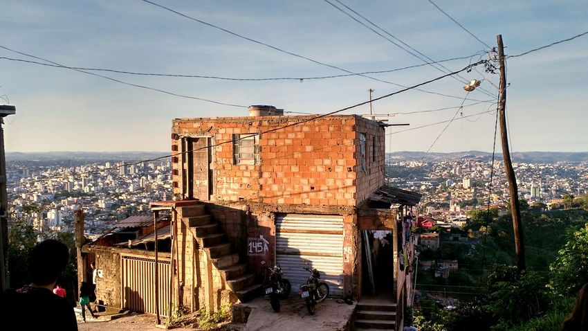 Sky No People Outdoors City Day Favelabrazil Favela Favelas Brazil Belohorizonte