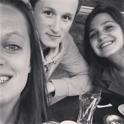 Love Jeanne Keet Best  friend retrouvaille Vincent amoureux love Carnac @jeannoue56 @vincent_debu