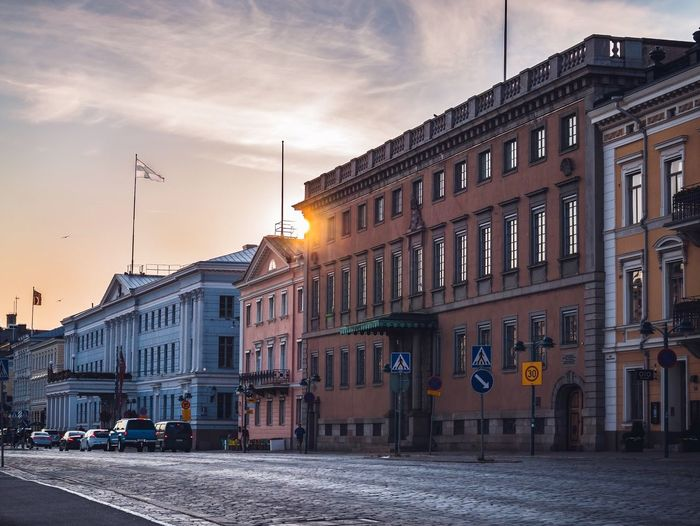 Helsinki Sun