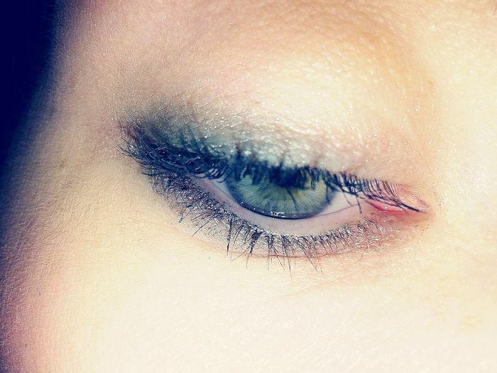 Eye Myeye Human
