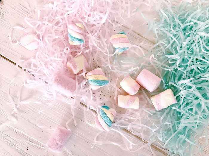 No People Close-up Indoors  High Angle View Full Frame Backgrounds Healthcare And Medicine Still Life Lace - Textile Pattern Pink Color Transparent Large Group Of Objects Plastic Multi Colored Lifestyles Personal Accessory Pastel Colored Abundance Text