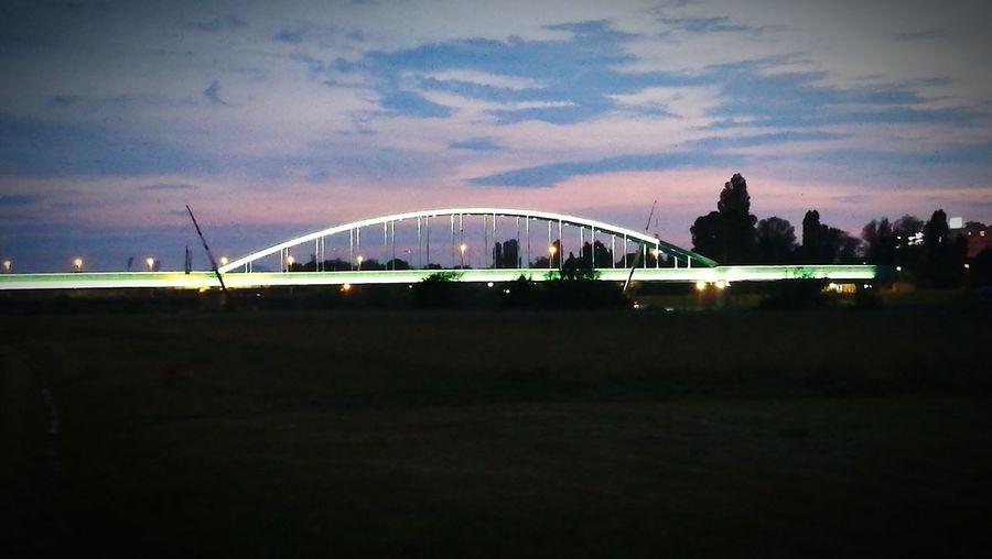 Hendrix bridge
