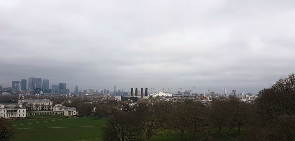 City Cityscape Urban Skyline No People Storm Cloud Travel Destinations Building Exterior Skyscraper Architecture Business Finance And Industry London LONDON❤ London_only Londonlife