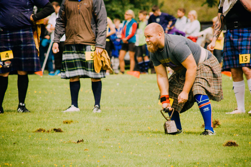 Events Fun Highland Games Kilts Leisure Activity Lifestyles Real People Scotland Sport Sports Sports Photography Throwing  Tradition Weight Telling Stories Differently The Portraitist - 2016 EyeEm Awards