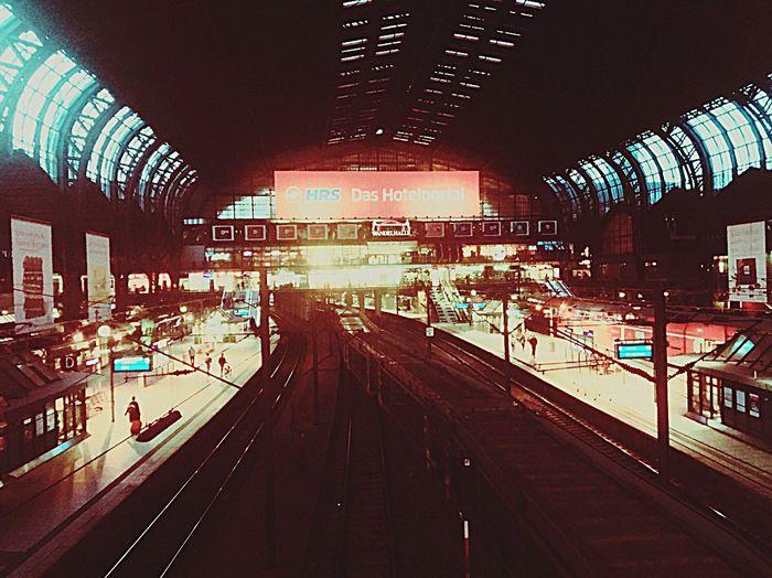 Hamburg hbf Hamburg Germany Station