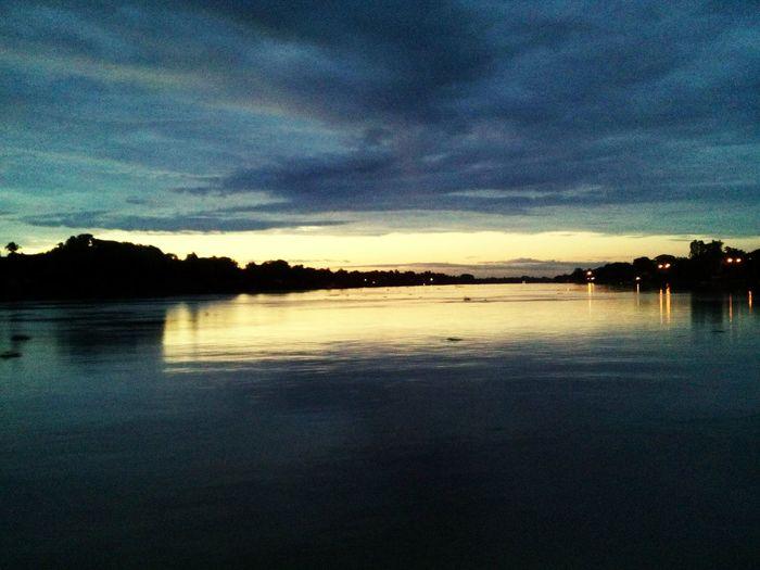 On River Ganga Berhampore