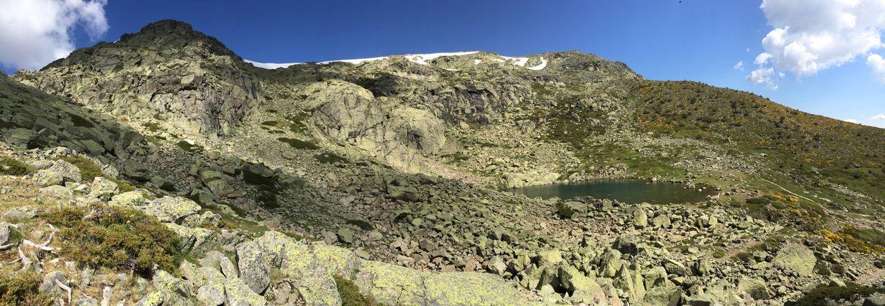 Madrid SPAIN Mountain