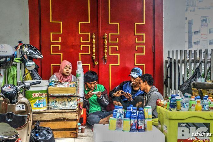 Street vendors at Tanah Abang, Jakarta Tanahabang Streetphotography At Jakarta Jakarta Indonesia Jakarta Pusat The Human Condition