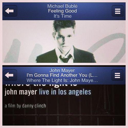 ??John Mayer One Of favoriteartistrelaxingtosomegoodtunespandoraalwaystherewithgoodmusichighlife