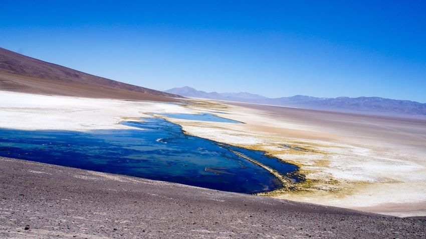 Tranquil Scene Landscape Tranquility salar de Maricunga Atacama / Chile 🇨🇱