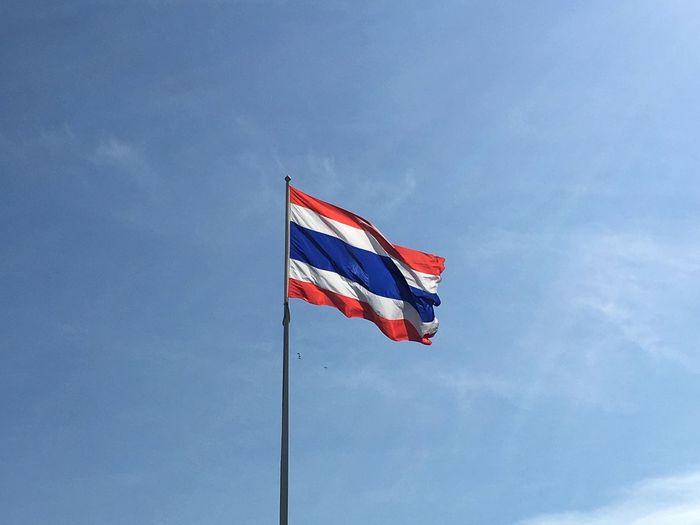 Flag Thai Flag