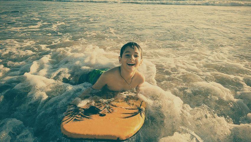 Faces Of Summer Sunshine Surfing Sea Enjoying The Sunset Relaxing Boy Water First Eyeem Photo